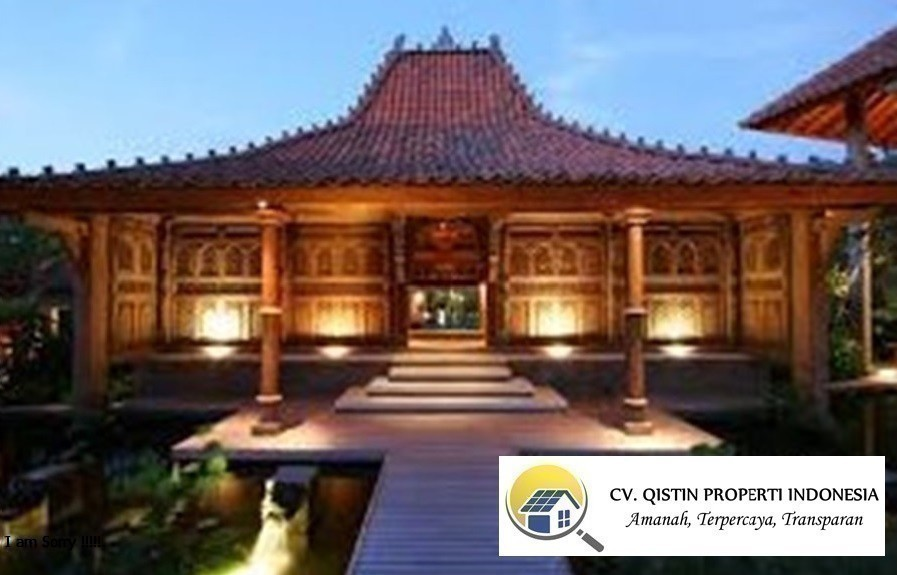 Jasa Bangun Rumah Joglo Limasan di Yogyakarta Terbaru